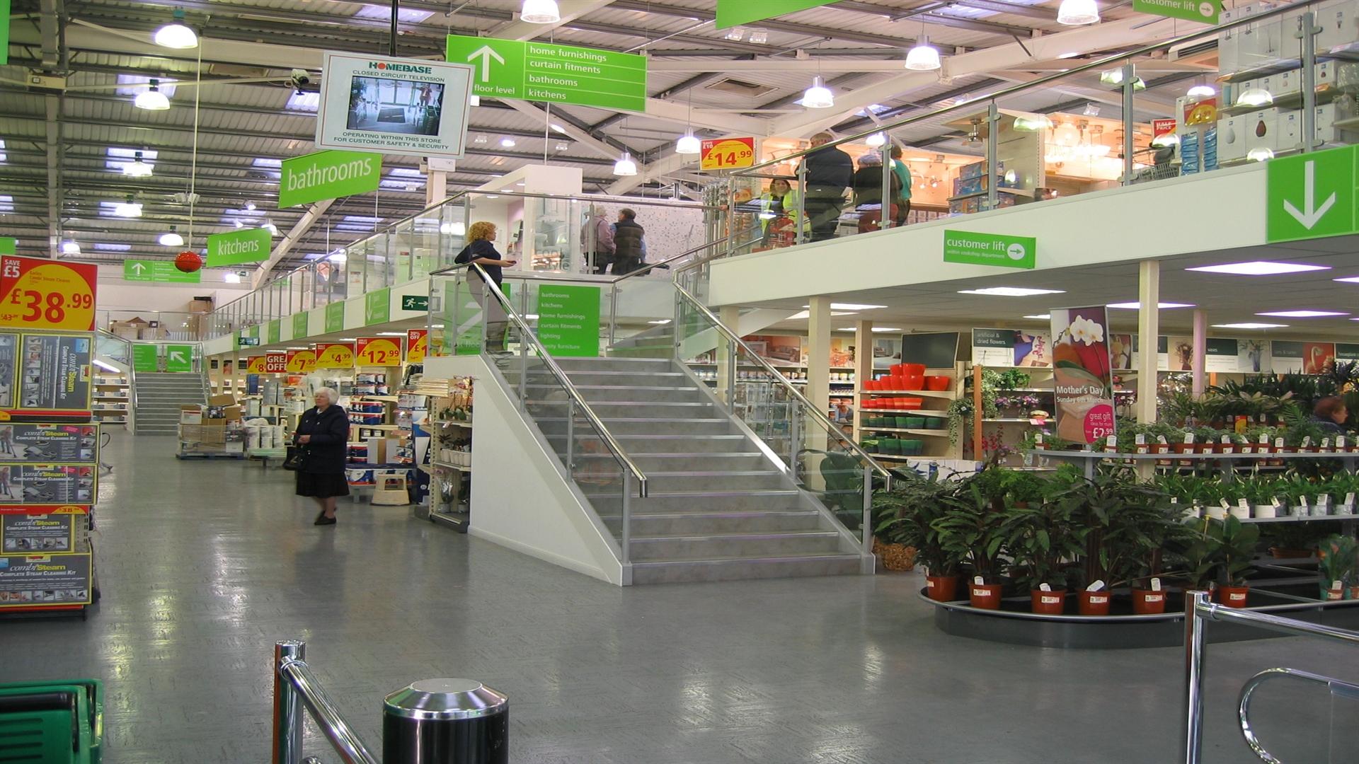 Experts In Mezzanine Floors Amp Retail Storage Systems Hi